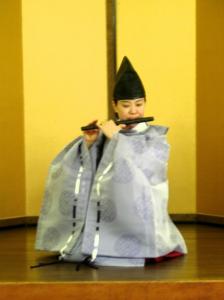 写真:[能管] 野中久美子